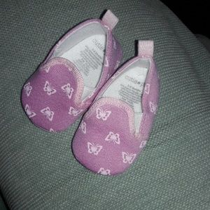 Baby girl sz 3-6mths Cutie Pie shoes BRAND NEW